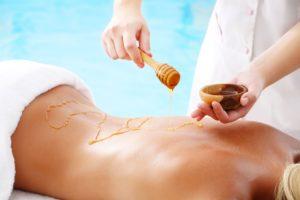 Honey-massage